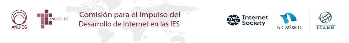 Comisión para la Colaboración del Desarrollo de Internet en las IES